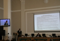 The V International congress in St. Petersburg, on March 20-21, 2015