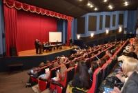 Photo of the II International congress in the Crimea