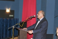 Photo of the II International congress in the Crimea
