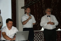 The first united Eurasian Congress for Psychotherapy