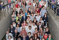 The faces of the First united Eurasian Congress for Psychotherapy by photographer Erica Bekker